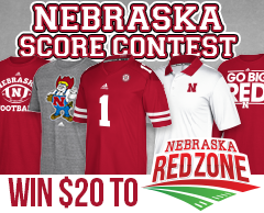 Nebraska Red Zone